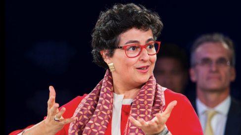 La ministra de Exteriores, Arancha González Laya.