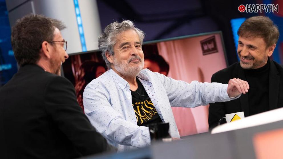 Carlos Iglesias y José Mota se divirtieron en El Hormiguero