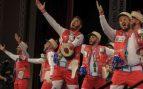 La chirigota 'Aquí estamos de paso' abre la semifinal del COAC 2020