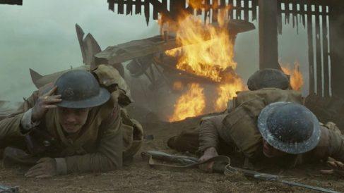 Imagen de la película 1917