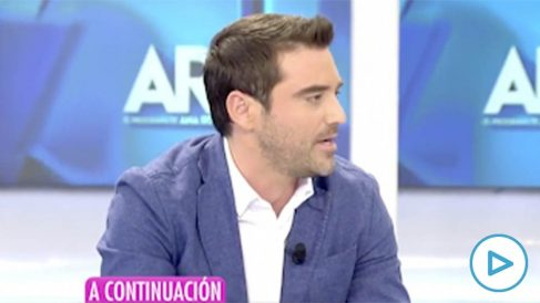 Javier Negre explica sus dos meses de ausencia en 'El Programa de Ana Rosa'.
