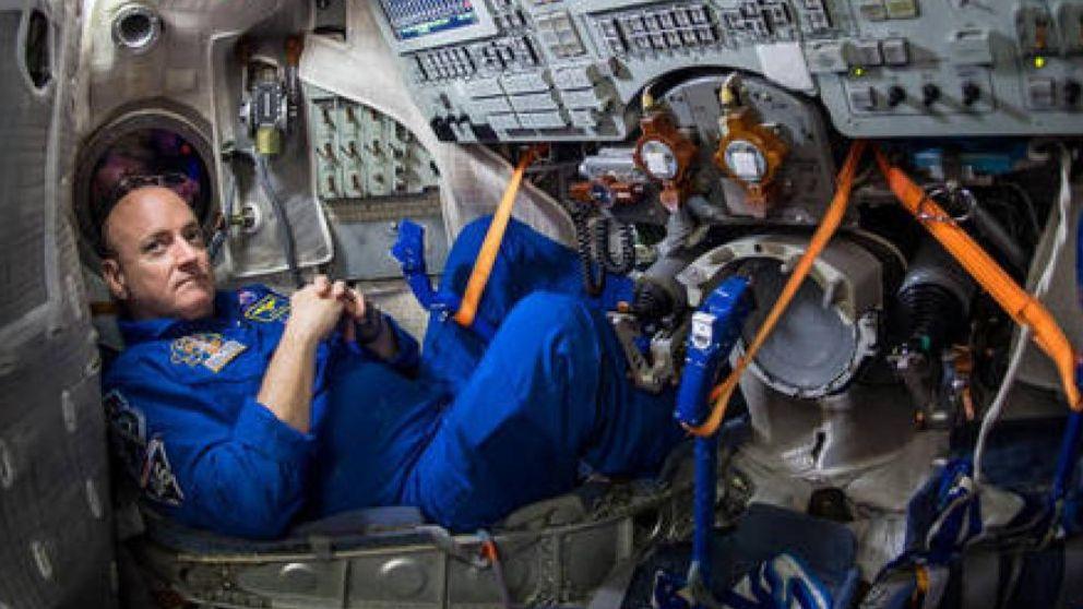 ¿Cómo viven los astronautas en el espacio