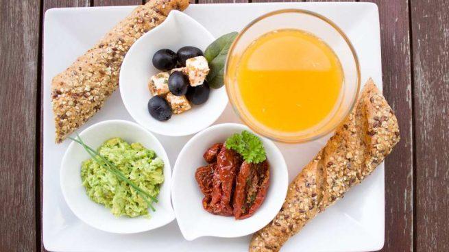 Ideas para un desayuno ligero
