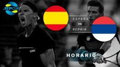 España vs Serbia: Hora y dónde ver la final de la ATP Cup 2020 en directo por TV