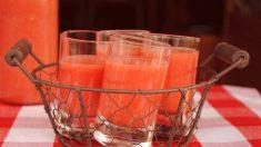 ¿Por qué tomar zumo de tomate?