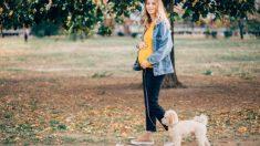 Descubre el tiempo que debes caminar en el embarazo