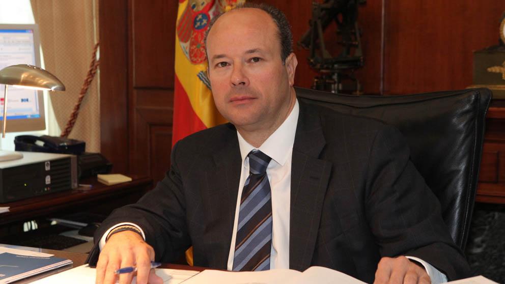 Juan Carlos Campo, nuevo ministro de Justicia.