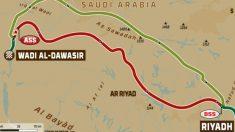 Etapa 7 del Rally Dakar 2020, hoy domingo 12 de enero.