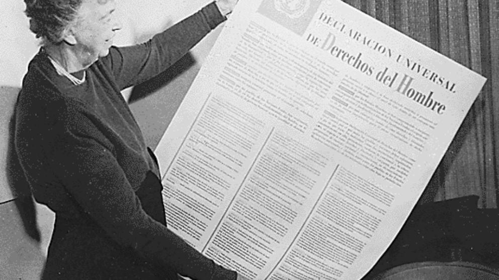 Las frases que definen a Eleanor Rooseveltights