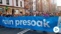 Manifestación ETA