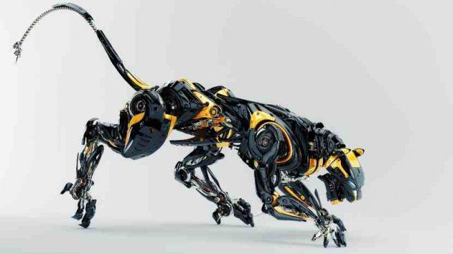 Patas biónicas en animales