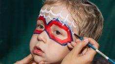 Descubre algunos de los mejores maquillajes de carnaval para niños