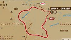 Etapa 8 del Rally Dakar 2020, hoy lunes 13 de enero.