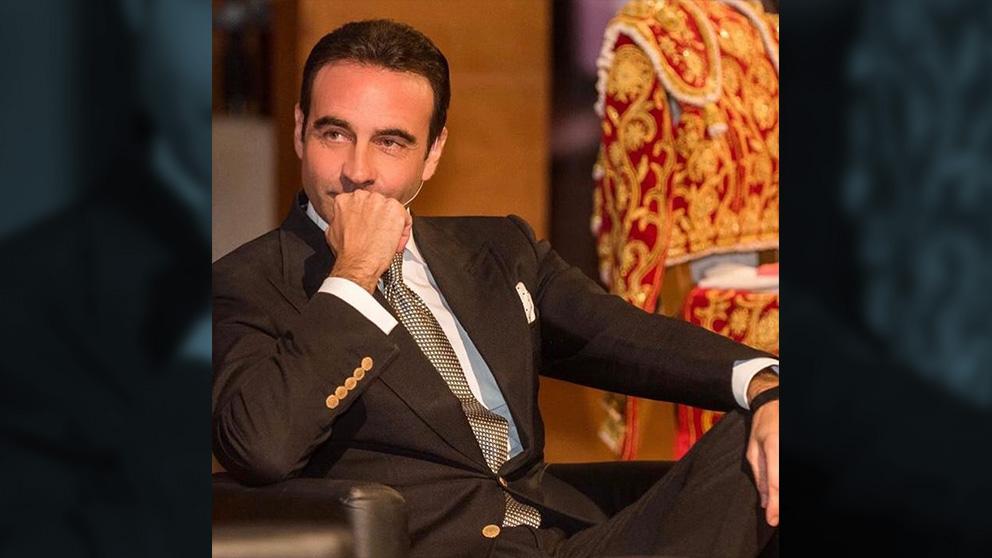 Enrique Ponce en una reciente imagen.