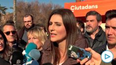 Lorena Roldán, en una reciente imagen (Foto: EFE).