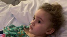 Una niña se queda ciega por contraer la gripe