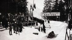 El 25 de enero de 1924 se inauguraron los primeros juegos olímpicos de invierno