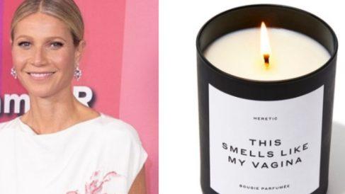 Agotadas las velas de Gwineth Paltrow que huelen como su vagina