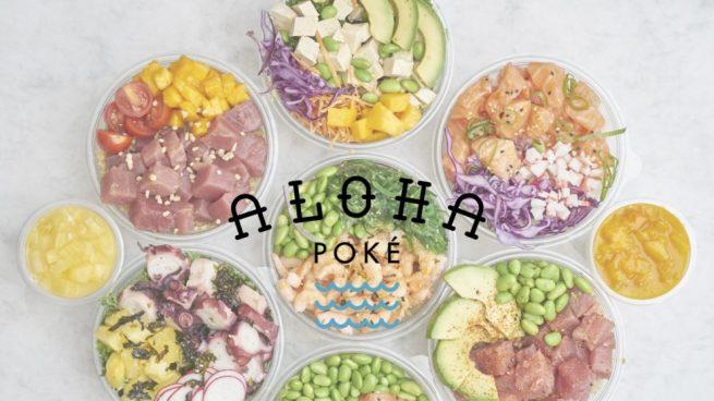 Aloha Poké escala posiciones y supera los cinco millones de euros de facturación en 2019
