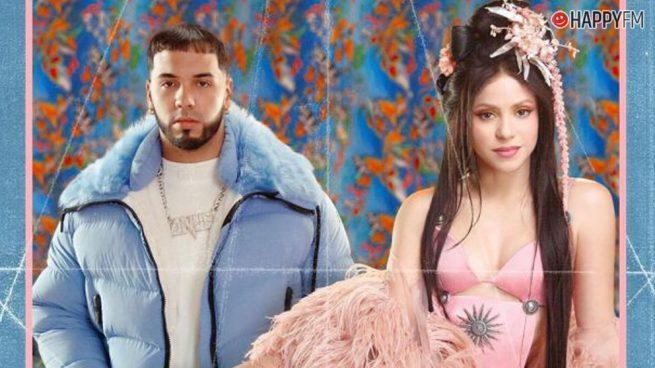 Anuel AA y Shakira nos sorprenden con 'Me gusta', su nuevo single