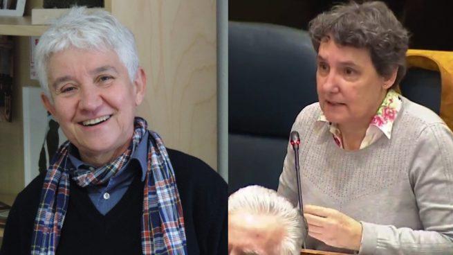 Boti García y Beatriz Gimeno.