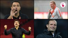 Estos son los candidatos al banquillo del Barcelona.
