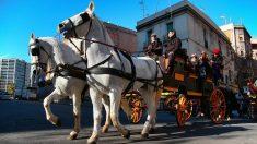El desfile de Tres Tombs tiene casi 200 años de historia
