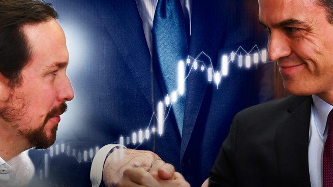Los inversores sacan más de 800 millones de las empresas públicas por el Gobierno socialcomunista