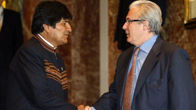 Garzón, amigo íntimo de la fiscal general Delgado, es abogado del financiador de Podemos Evo Morales