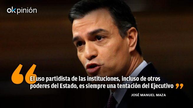 La fiscal de Sánchez