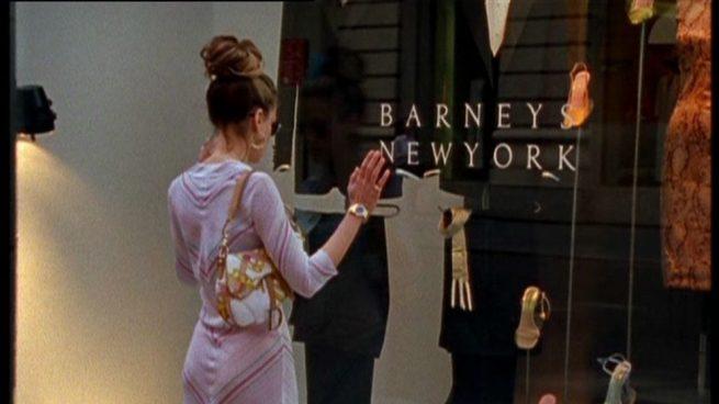 Una de las escenas de Sexo en NY @HBO