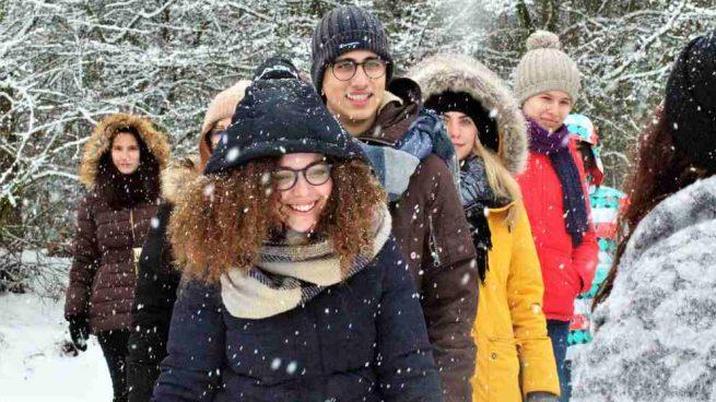 ¿Qué hacer en familia en invierno?