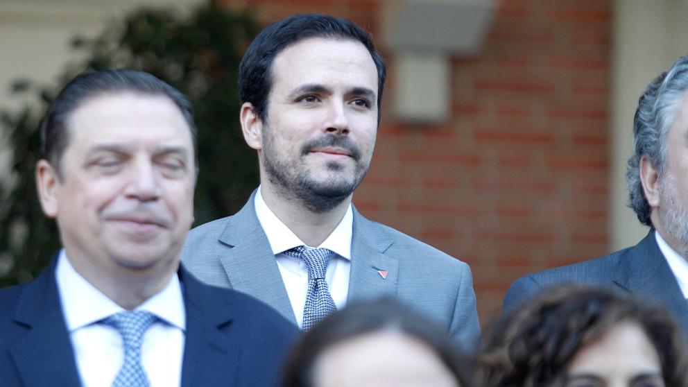 Alberto Garzón, Ministro de Consumo. (Foto: Francisco Toledo)