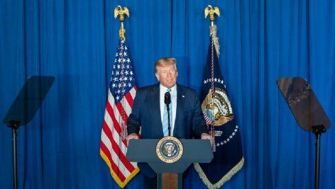 Donald Trump. Foto: EP