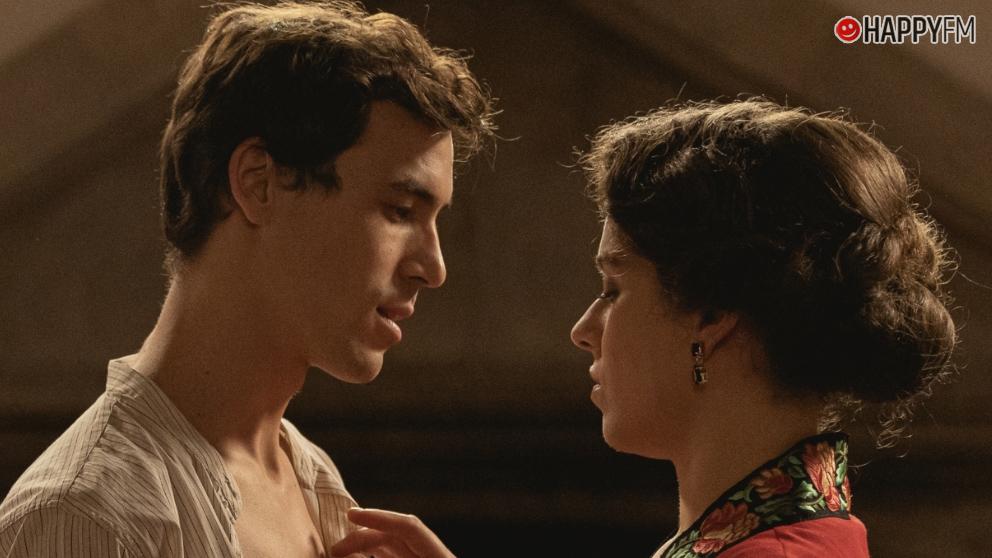 Genoveva y Alfonso en 'Acacias 38'