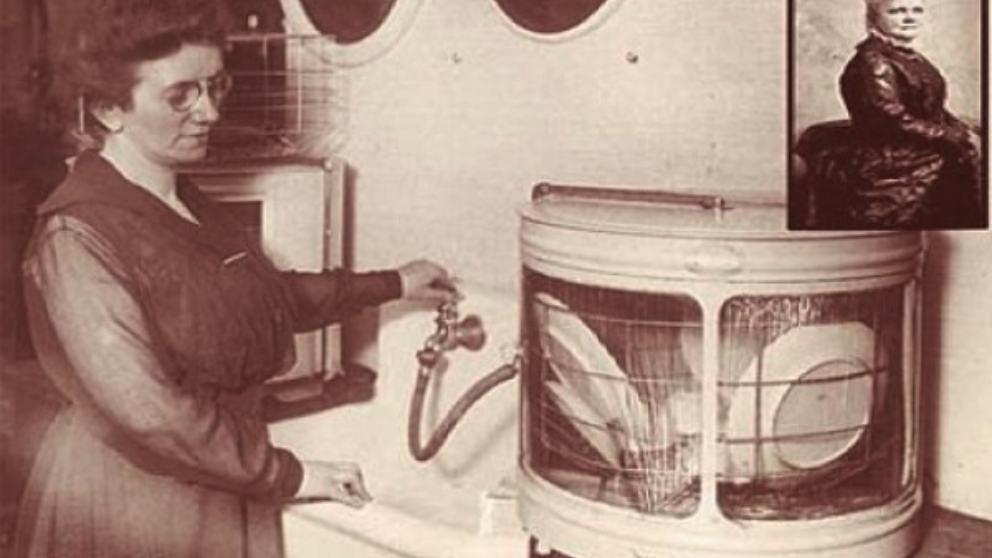Lavavajillas, ¿qué es y quién lo inventó?
