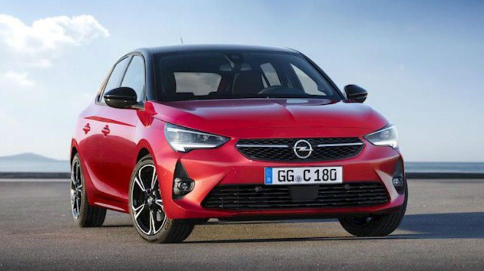 Vehículo de Opel