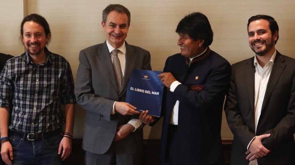 Madrid condenará el fraude electoral de Evo Morales y pedirá que Iglesias y Monedero declaren