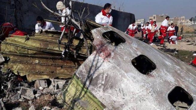 Irán anuncia que ha detenido a «varias personas» por el derribo del avión ucraniano