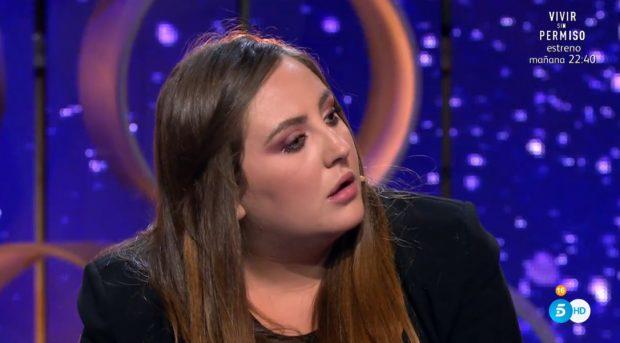 Rocío Flores no puede más: Para en seco las críticas hacia Rocío Carrasco