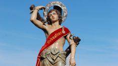 San Sebastián Mártir es el patrón de San Sebastián de los Reyes