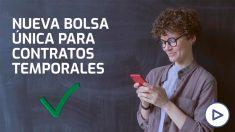Andalucía reduce a una única bolsa el acceso a cualquier empleo público