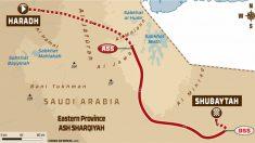 Etapa 10 del Rally Dakar 2020, hoy miércoles 14 de enero. (Rally Dakar)