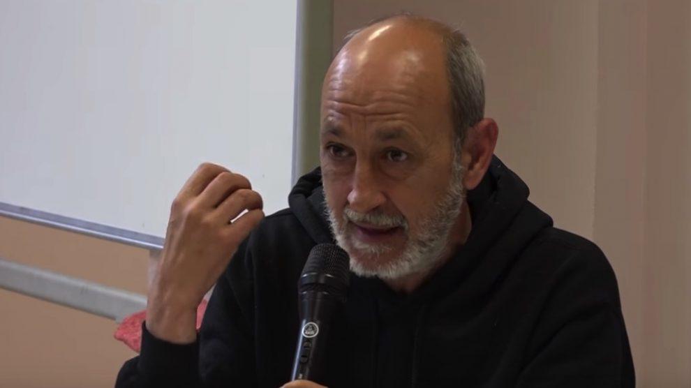Jesús Montero, ex secretario general de Podemos Madrid.