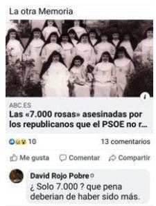 El candidato de Podemos que dijo que las 4.000 monjas muertas en la República «fueron pocas» planta al juez