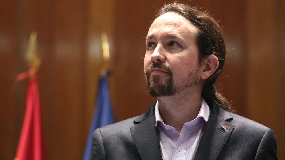 Pablo Iglesias en una reciente imagen (Foto: EUROPA PRESS).