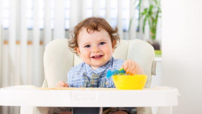 Pasos para elegir una papilla para el bebé