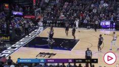 Doncic sigue haciendo historia en la NBA.