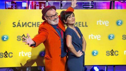 Pablo Carbonell y Elena Sánchez estrenan 'Sánchez y Carbonell'