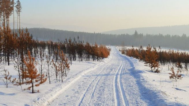 curiosidades de Siberia